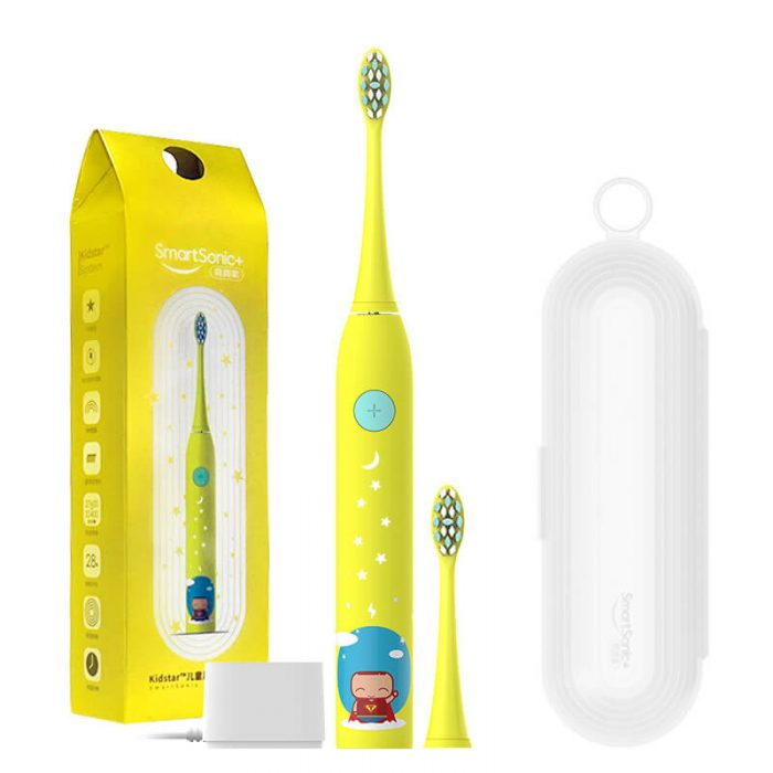 kids waterproof toothbrush