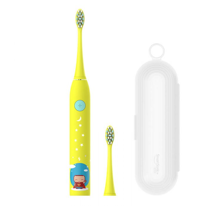 travel toothbrush for kids
